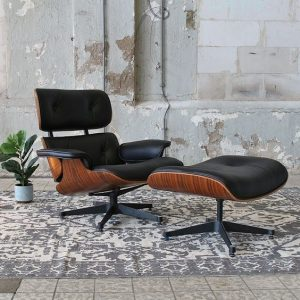 Read more about the article Le fauteuil Lounge Chair EAMES